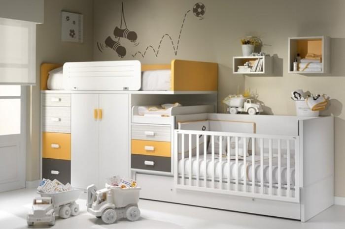 dormitorios infantiles with muebles infantiles de diseo