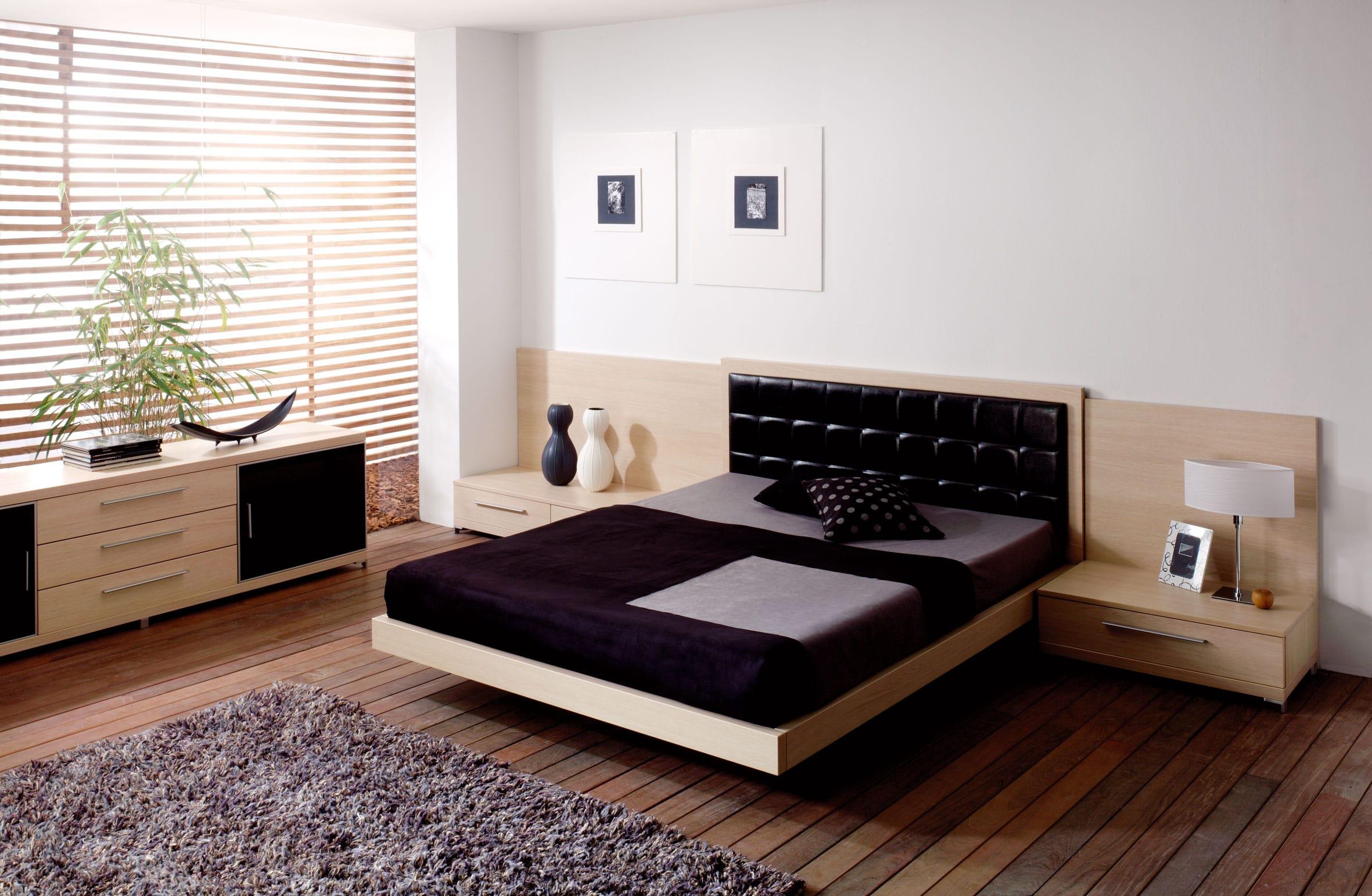 Dormitorio matrimonio dise o a medida casa dise o for Medidas dormitorio matrimonio