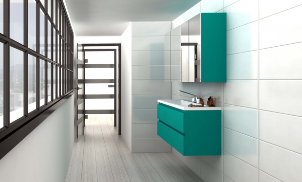 Ba os lavabos sanitarios alf mobel dise o de muebles for Disenar muebles a medida
