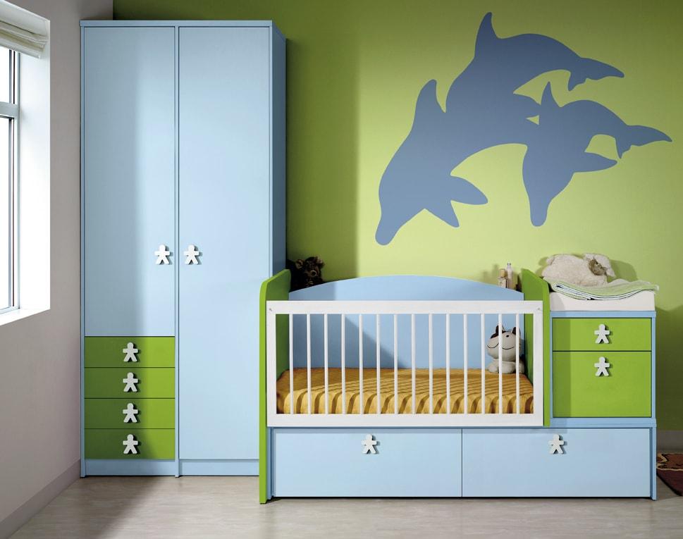 Dormitorios infantiles barcelona sillas eames dsw silla for Muebles infantiles barcelona