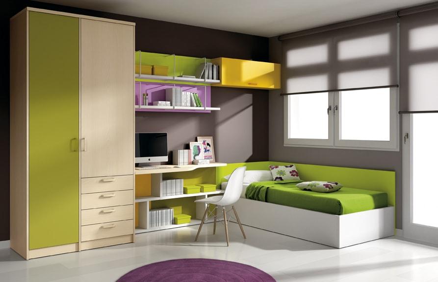 Muebles juveniles alf mobel dise o de muebles a medida - Disenar muebles a medida ...