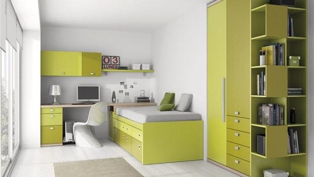 Muebles juveniles alf mobel dise o de muebles a medida for Muebles juveniles a medida